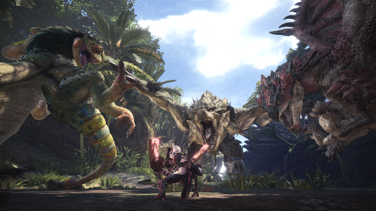 Monster Hunter World Event Schedule
