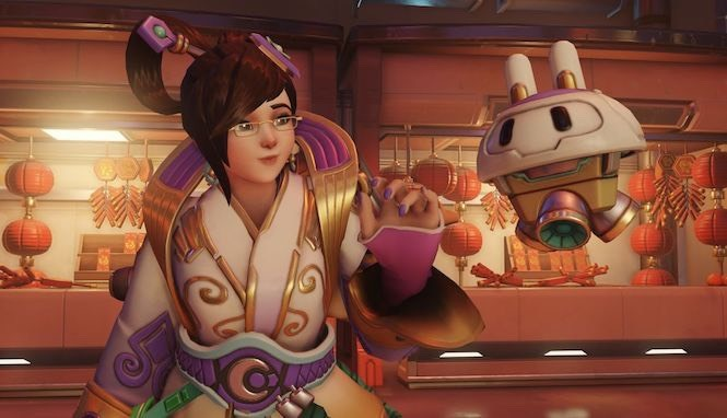 Overwatch Lunar New Year event