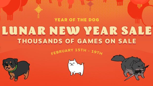 Steam Lunar New Year Sale