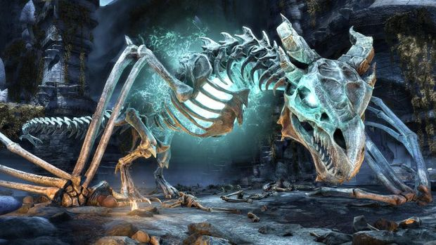 The Elder Scrolls Online Dragon Bones