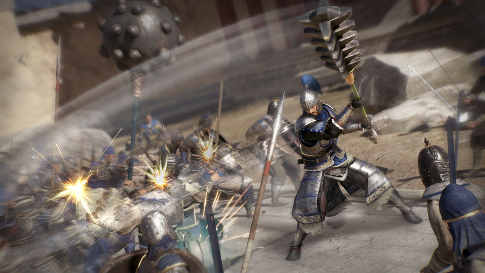 Dynasty Warriors 9 PS4 Patch 1.03 Available Now, Lets Non PS4 Pro ...