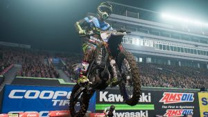 Monster Energy Supercross: The Official Videogame Review – Sticks The Landing