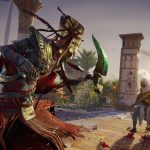 Assassin's Creed Origins: Curse of the Pharaoh New Video Shows Off Gameplay in Stunning 4K