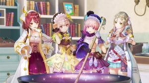 Atelier Lydie & Suelle: The Alchemists and the Mysterious Paintings Review – Fantasy Life