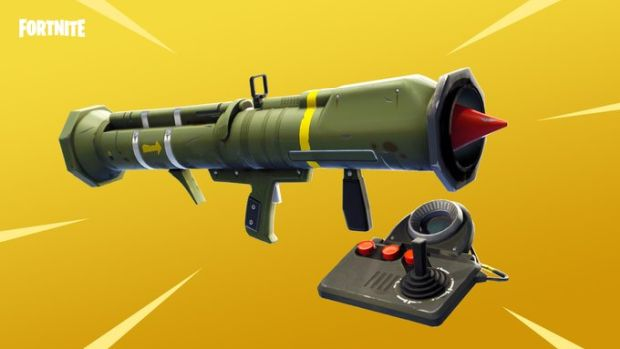 Fortnite Battle Royale Guided Missile