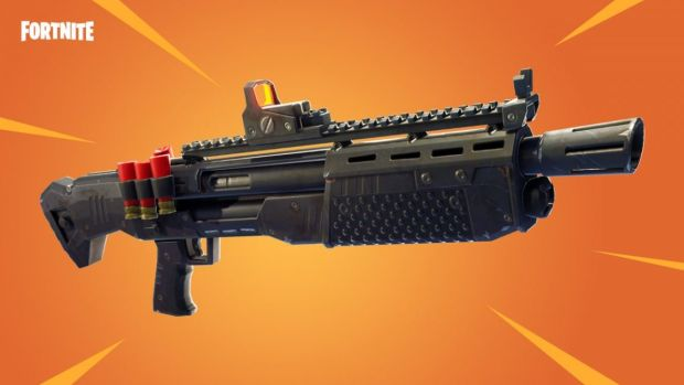 Fortnite Battle Royale heavy shotgun