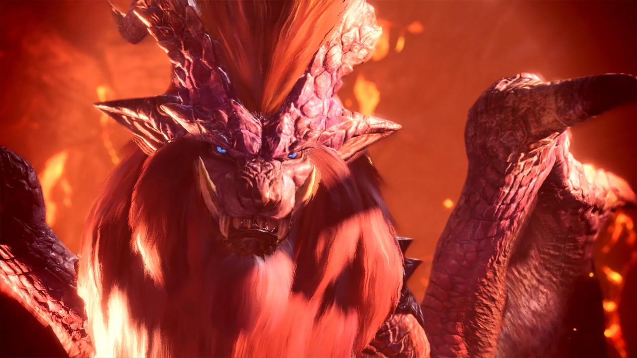 Monster Hunter World - Teostra
