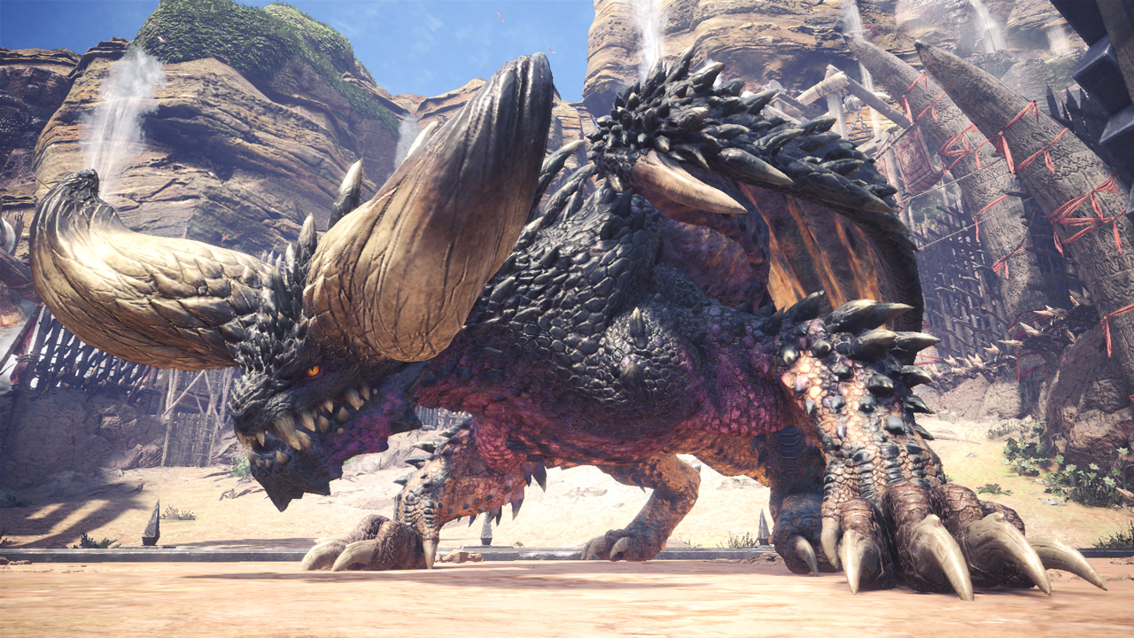 Monster Hunter World Developers Talk About The Localization Process
