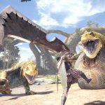 Monster Hunter World Update 2.01 Available Now