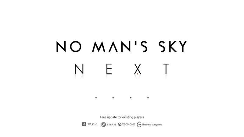 No Man's Sky NEXT