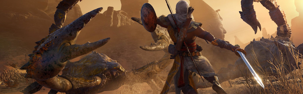 Assassin's Creed Origins: The Curse of the Pharaohs DLC Review – A Stunning Experience