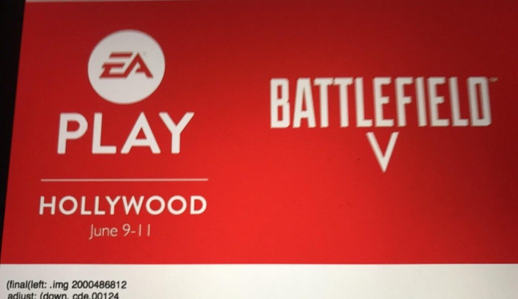 battlefield 5 ea play banner