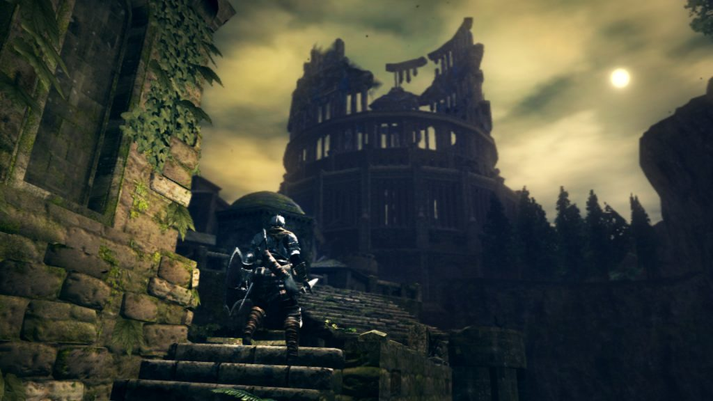 Dark Souls Remastered Network Test Will Be Conducted On