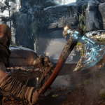 God of War Photo Mode Available Now, Text Size Also Increased