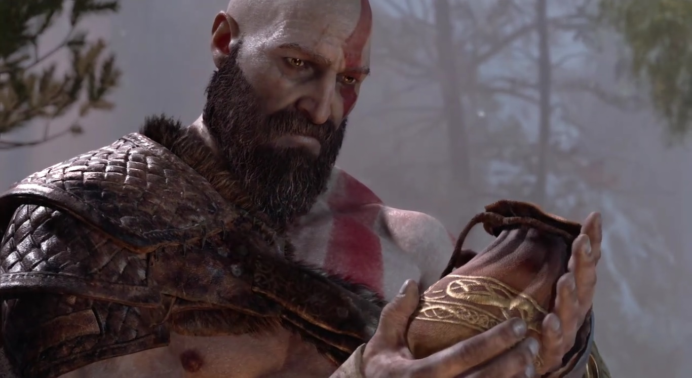 God of War Gets New Gameplay Video Showcasing 15 Minutes of Gameplay