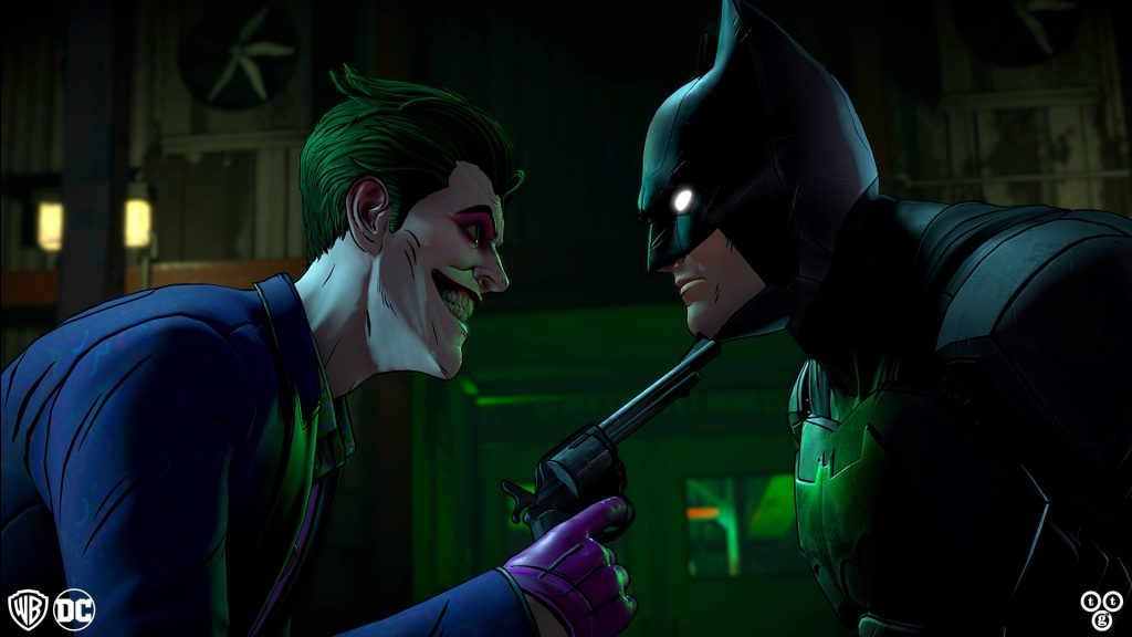 telltale batman the enemy within