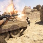 Call of Duty WW2 The War Machine's Egypt Map Detailed in New Trailer