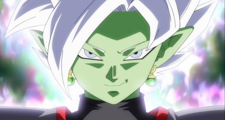 Dragon ball FighterZ Fused Zamasu