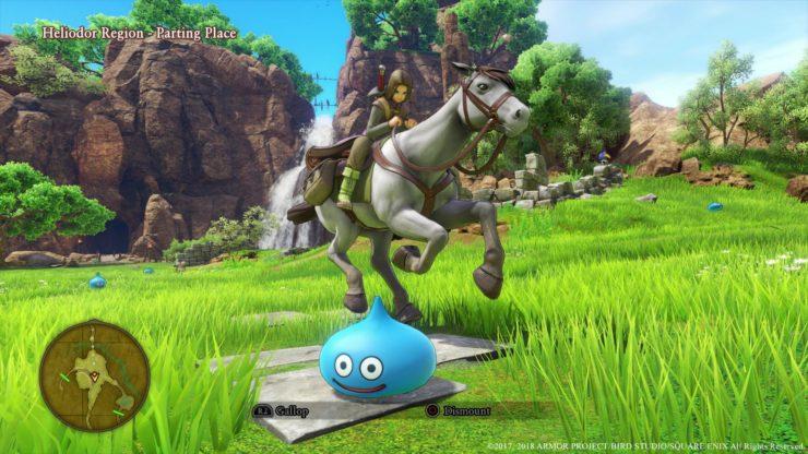 Dragon Quest Xi Wallpaper: Dragon Quest 11: Square Enix Wants To Speed Localization