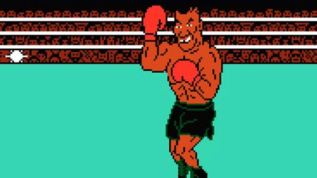 Mike Tyson - Punch-Out