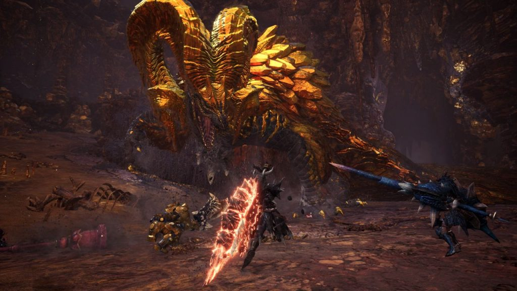 Monster Hunter World_Kulve Taroth