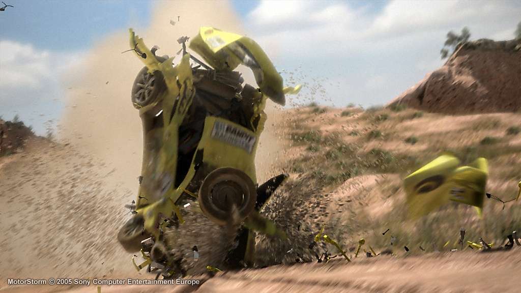 Motorstorm E3 2005