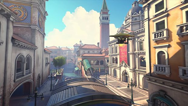 Overwatch Retribution's Venice Map Confirmed For PvP Modes