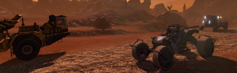 Red Faction: Guerrilla Re-Mars-tered Interview: Destruction Has Never Looked So Good