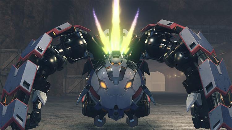 Xenoblade Chronicles 2 Poppi Buster