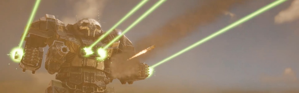 BattleTech Interview: The Biggest BattleTech Game Yet