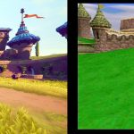 Spyro Regnited trilogy comparison