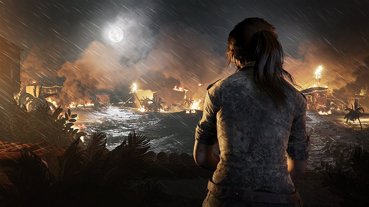 "Shadow of the Tomb Raider Could Support ""4K""/30fps And 1080p"