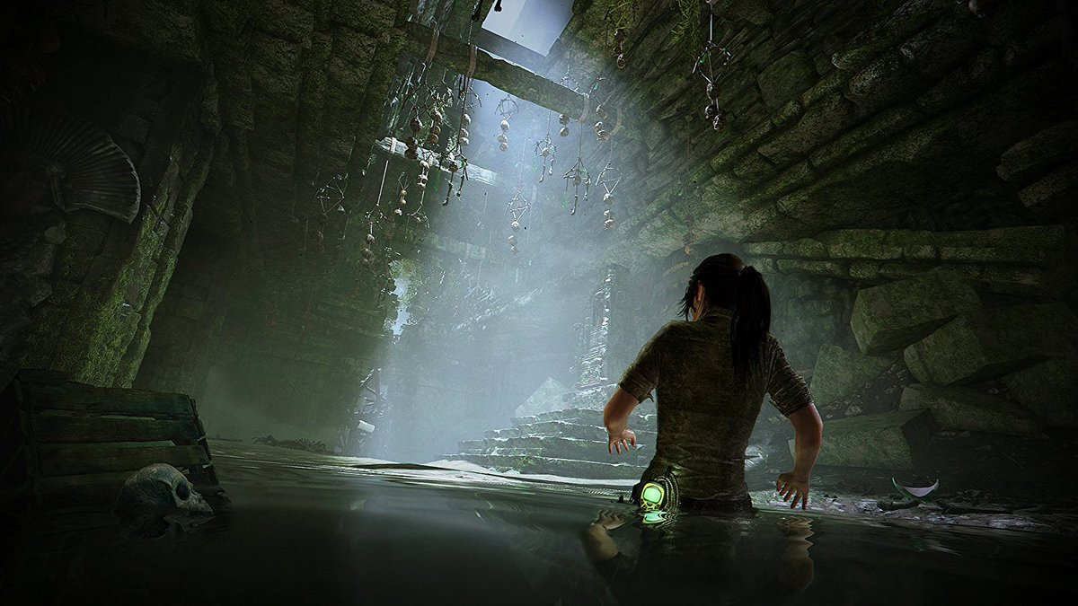 Shadow of the tomb raider leaked