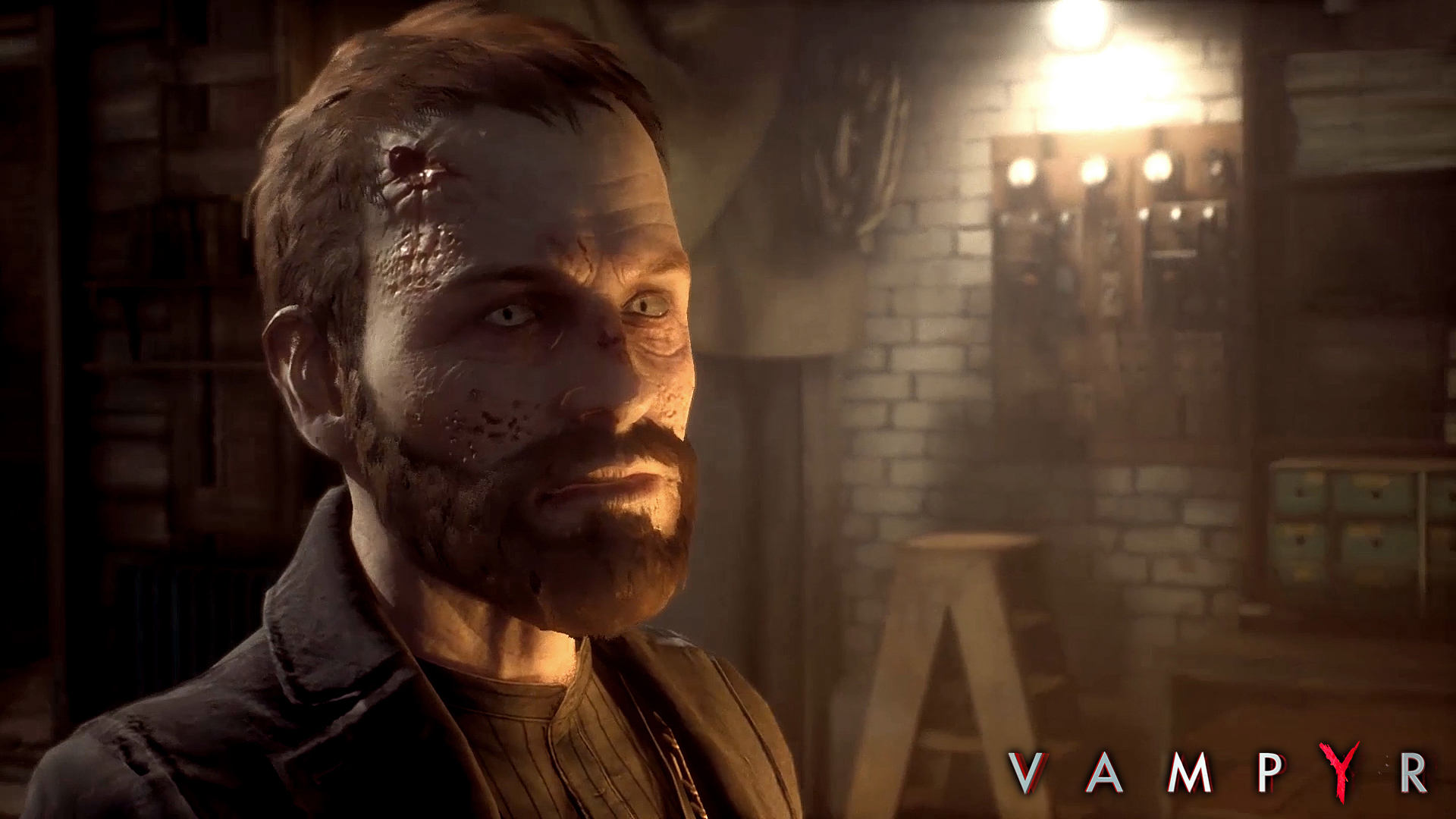 8b96edf2ccf Vampyr is a game that many people have been excited to play for quite a  while now. The game was delayed from its initial release date to June 5 of  this year ...