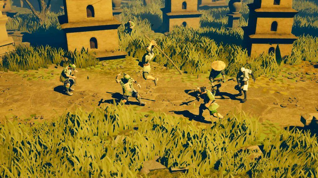 9 Monkeys of Shaolin 2