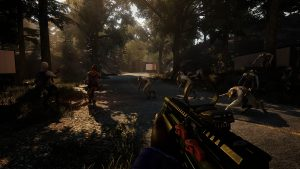 Earthfall Review – Unoriginal