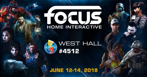 Focus Home Interactive E3 2018