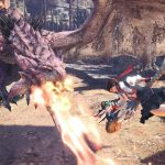 Monster Hunter World Sakura Armour Quest is Currently Live