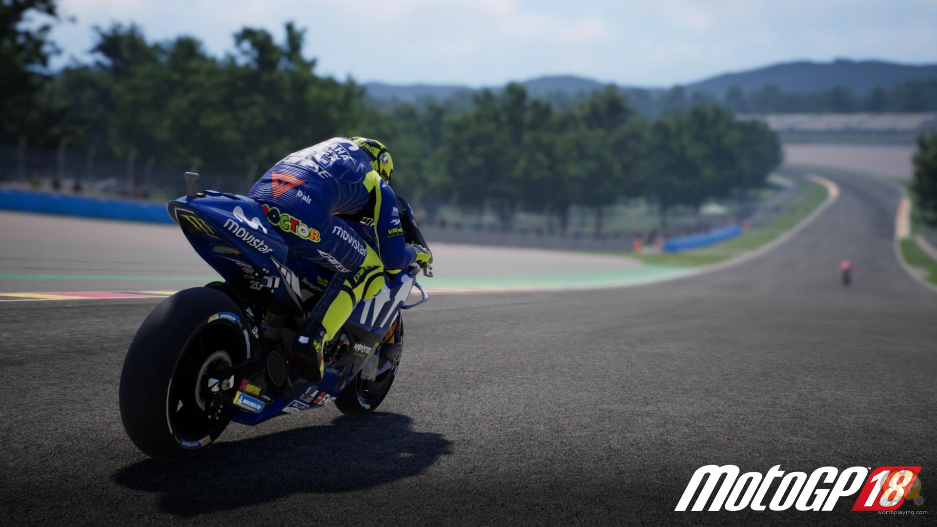 MotoGP 18 Has New Screenshots And Features Trailer To Show Off