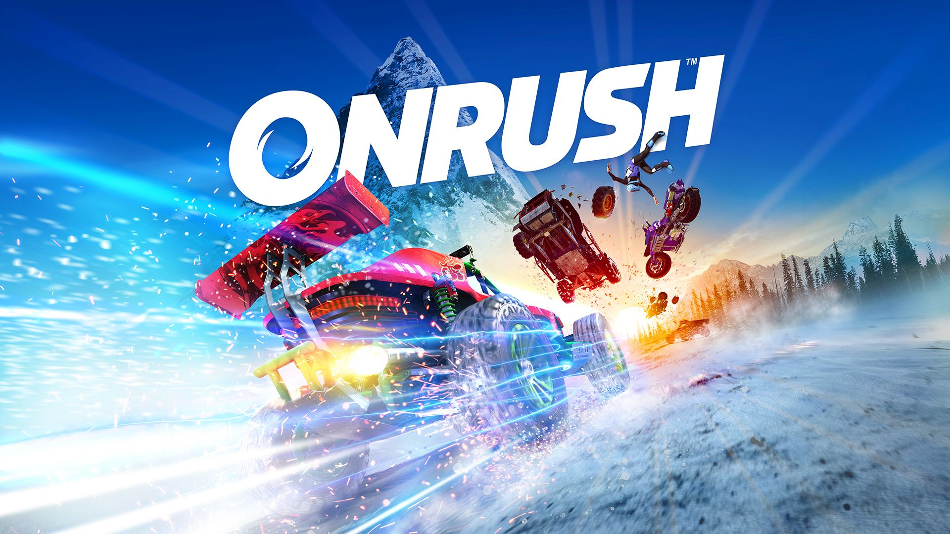 Onrush Now Available, Snazzy Launch Trailer Released