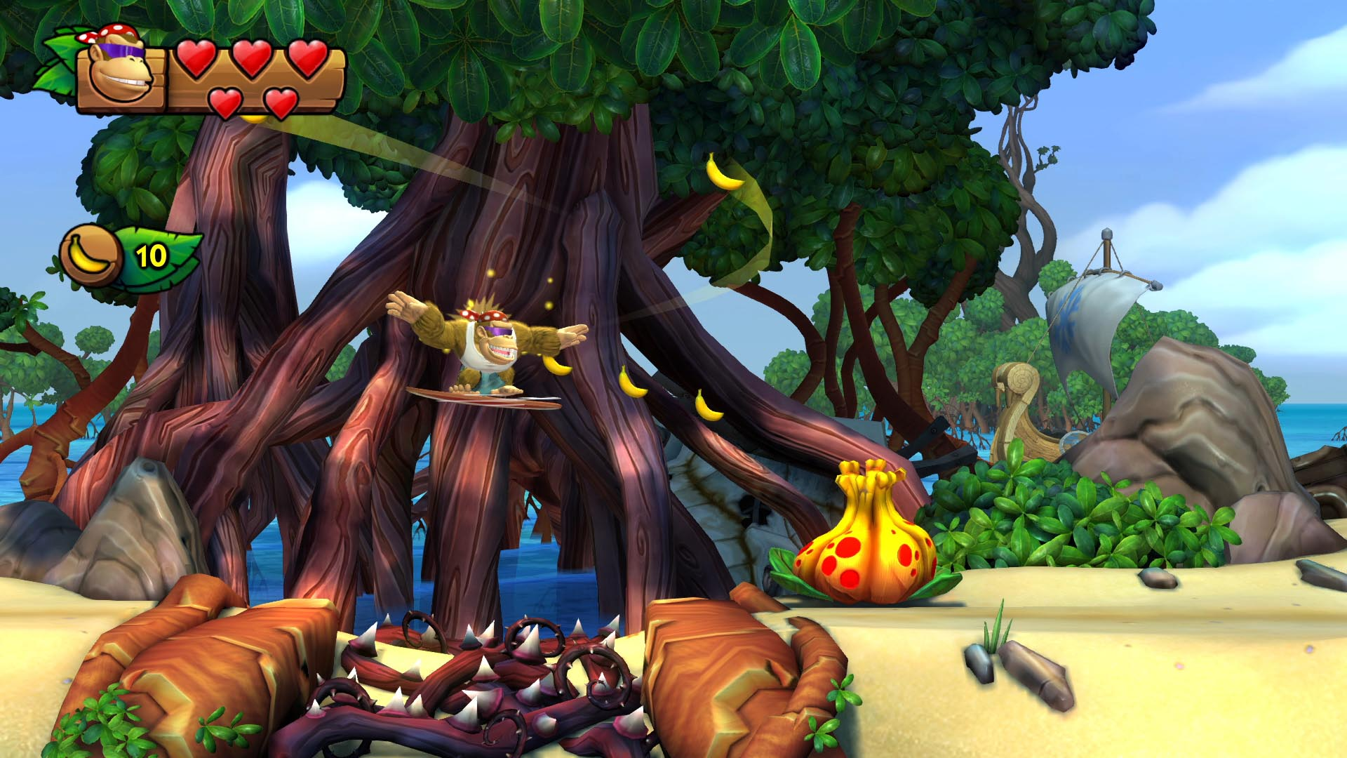 Donkey Kong Country: Tropical Freeze Switch Review – Funky