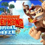Donkey Kong Country: Tropical Freeze and Nintendo Switch Continue Reign Atop Japanese Charts