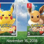 Pokemon Let's Go To Feature One New Pokemon