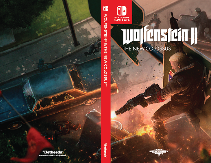 wolfenstein 2 switch alternate cover