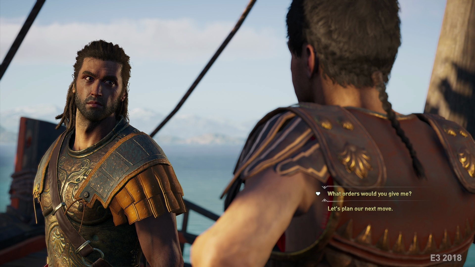 Assassin's Creed Odyssey Developers Discuss How The Game ...
