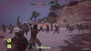 Assassin's Creed Odyssey – Mercenaries Weakness and Strengths , And Conquests