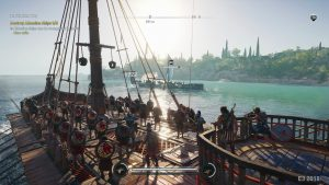 Assassin's Creed Odyssey – All Ancient Tabs Locations, Upgrading Your Ship, And Recruiting Crew