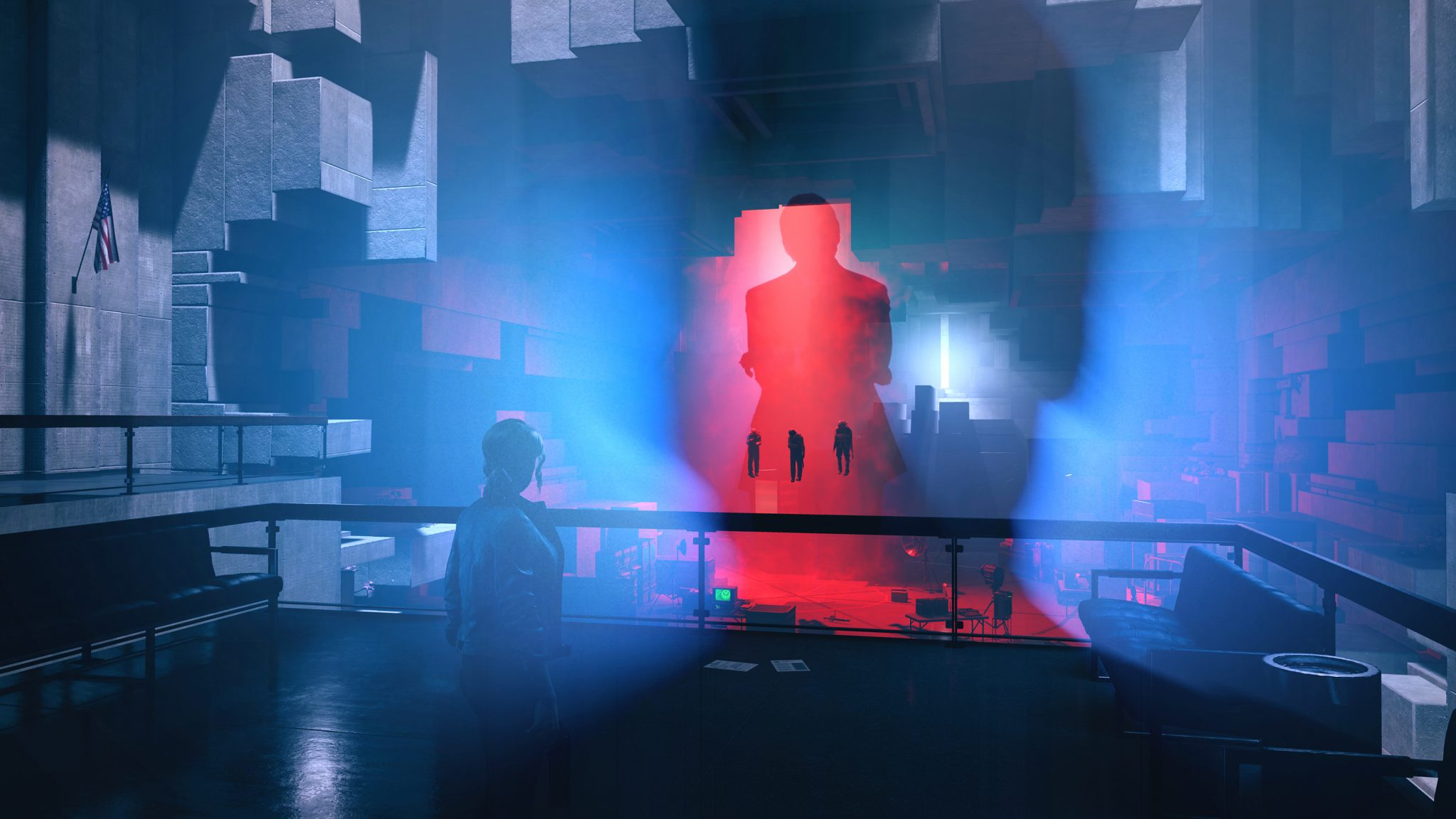Remedy Releases First Official Screenshots Of Control