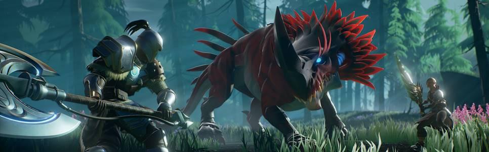 Dauntless Open Beta Preview – Monster Huntin'
