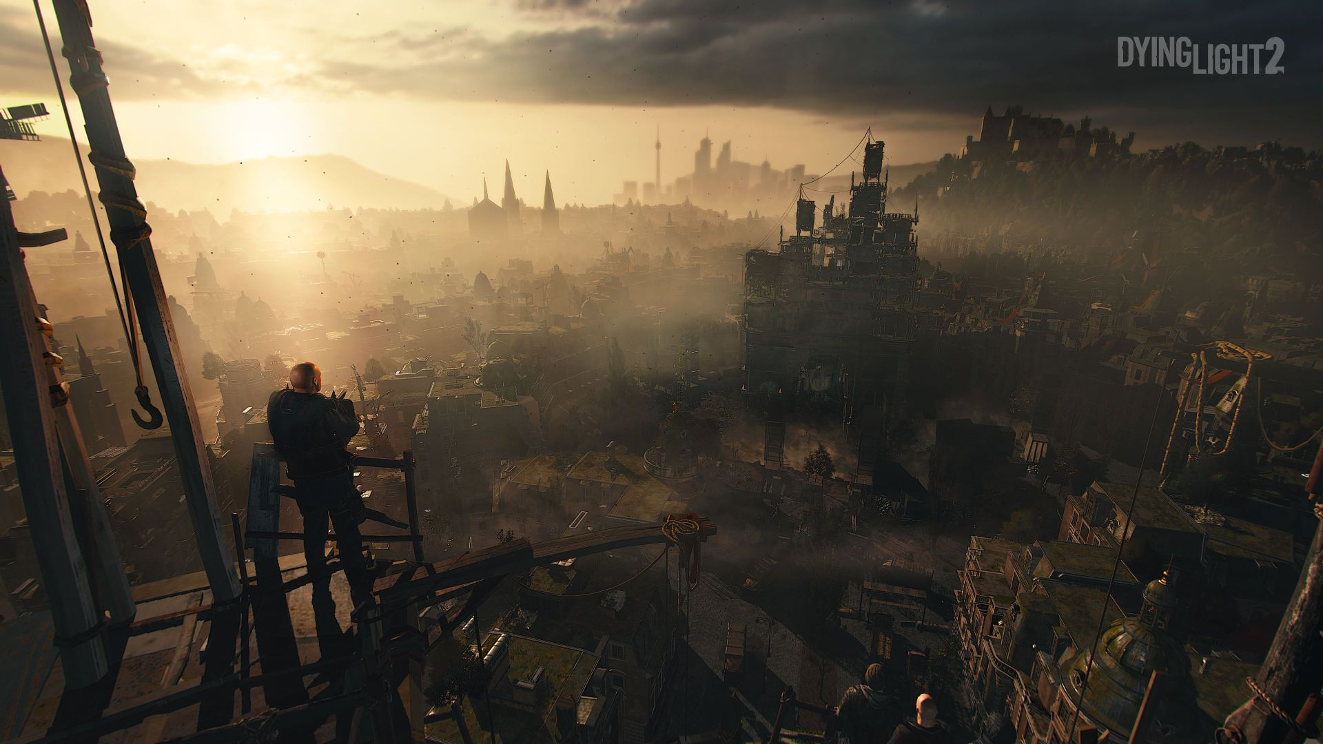 Great Dying Light 2: Players Will Have To Manage Stamina Smartly During Chases,  Can Upgrade It As Well Amazing Design